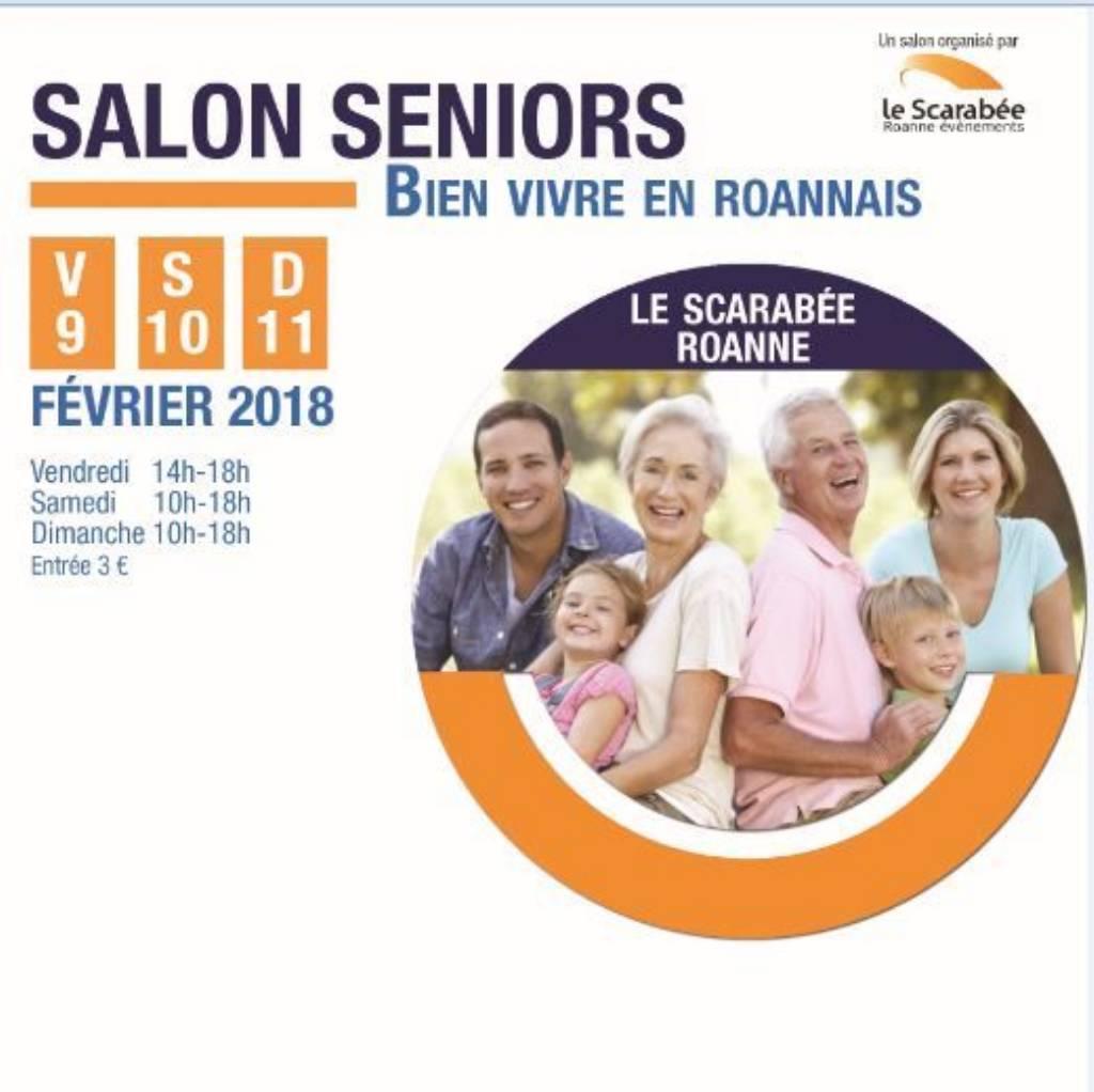 Le 3 Me Salon Des Seniors Bien Vivre En Roannais Au